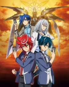 Cardfight Vanguard G Z Dub