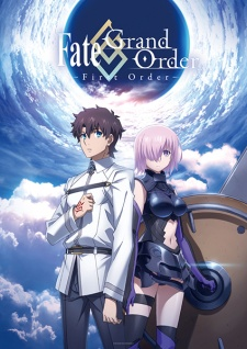 Fategrand Order First Order
