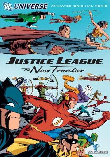 Justice League Movie The New Frontier