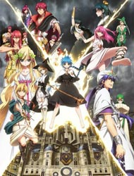 Magi The Kingdom Of Magic Dub