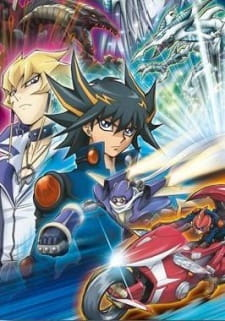 Yu☆Gi☆Oh! 5D's: Shinkasuru Kettou! Stardust vs. Red Demon's